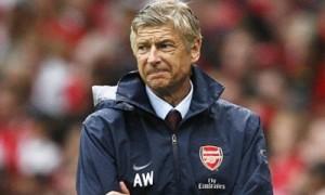 Arsene-Wenger-stressed